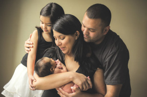 San Antonio Texas Newborn Pictures