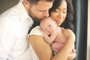 San Antonio Lifestyle Newborn Photographer
